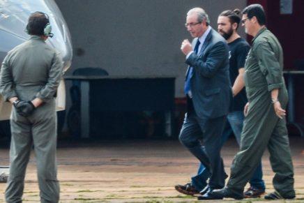 Cunha tem prisão decretada por Moro e deputado sugere que isso significa fim do governo Temer