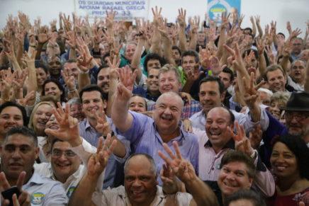 Valorização dos servidores públicos é reafirmada por Greca