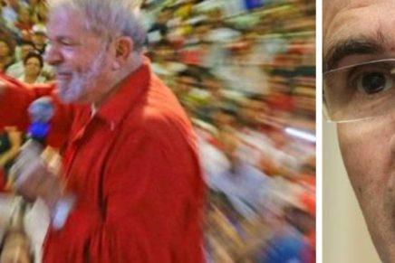 Só Lula pacifica o Brasil, diz dono do Paraná pesquisas