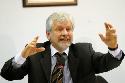 Jorge Samek vai para o voto em 2018