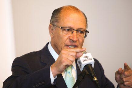 Alckmin diz que gostaria de ter um nordestino como vice em 2018