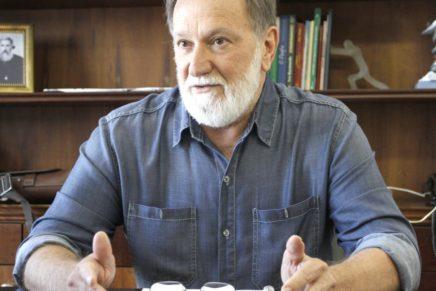 """""""Aliança não pode ser apenas por tempo de TV"""", diz Osmar Dias"""