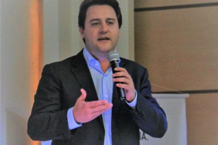 Ratinho Jr confirma candidatura ao governo
