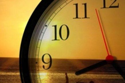 Eleições fazem governo reduzir horário de verão para 2018