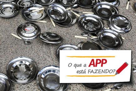 APP recorre ao STF para reverter corte no salário dos(as) PSS