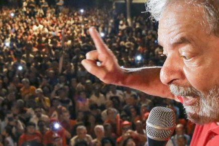 Cresce chance de Lula ganhar o Nobel da Paz