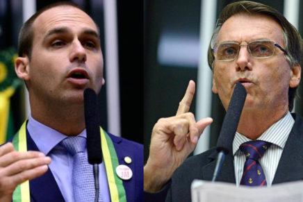 Denúncia detalha mensagens de Bolsonaro ameaçando jornalista; Jair é acusado de racismo