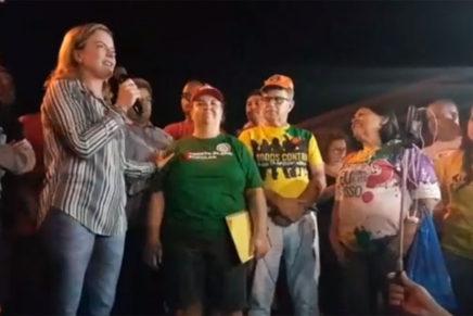 Gleisi cita caso Alckmin e diz que Justiça protege o PSDB