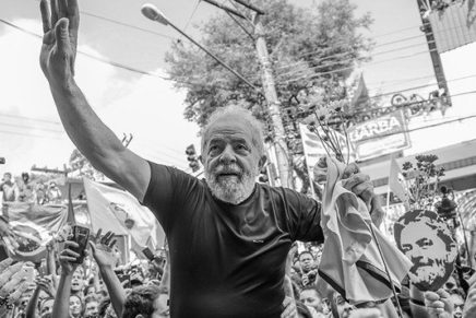 Datafolha: mesmo preso, Lula é líder absoluto