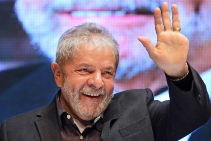 Lula, o cabo eleitoral