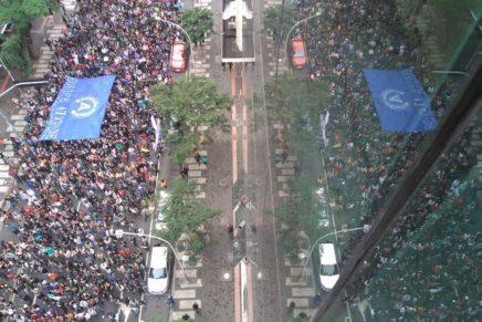 Marcha para Jesus altera trânsito no Centro até 21 horas