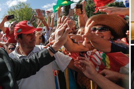 TSE não pode proibir candidatura de Lula, diz presidente do STF