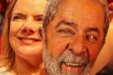 Em carta a Gleisi, Lula comemora vitória: 'STF desmoralizou a Lava Jato'