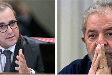Ministro do TSE anuncia golpe contra Lula
