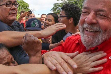 Lula dispara, vai a 37,3% e pode até vencer no primeiro turno