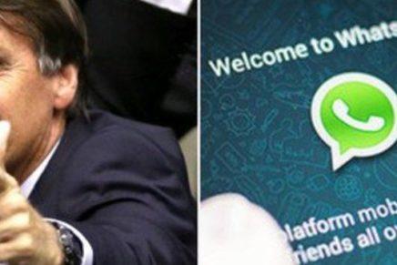 Funcionária que disparou Whatsapp para Bolsonaro é contratada para o Planalto