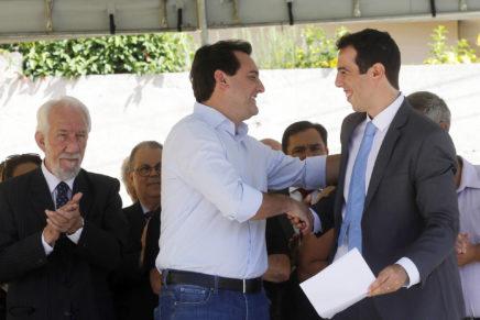 Governador fala em tornar educação do Paraná em referência nacional