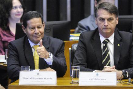 Bolsonaro pode provar do próprio veneno