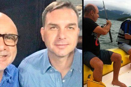 Flávio Bolsonaro ataca MP e pede fim de investigação sobre Queiroz