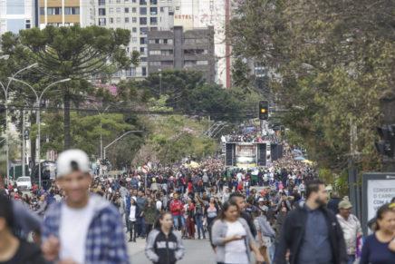 Eventos devem movimentar 200 mil pessoas em Curitiba