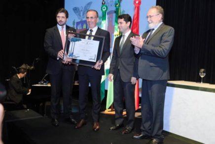 Empresário Alfredo Khouri é o mais novo Cidadão Honorário do Paraná