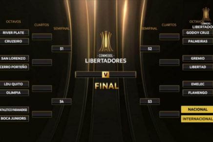 Adversário do Athletico na Libertadores será o Boca Juniors. Veja os confrontos