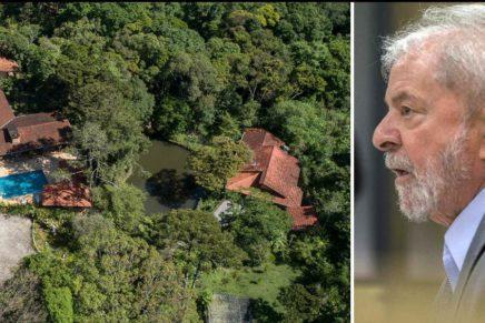 MPF pede pena mais alta para Lula por sítio de Atibaia