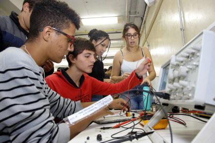 Educação abre 11 mil vagas para 46 cursos técnicos