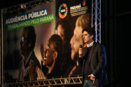 Curitiba recebe primeira audiência pública do Plano Plurianual