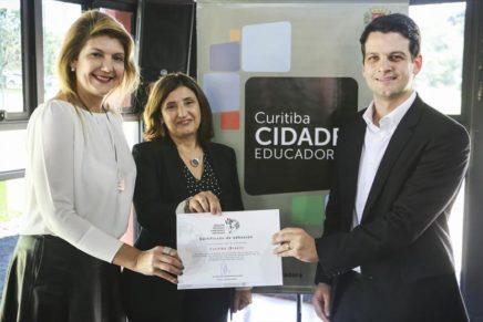 Curitiba passa a integrar o rol das Cidades Educadoras