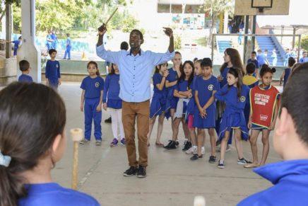 Maestro Isaías: 25 anos formando fanfarras em Curitiba