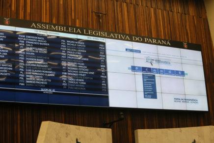 Novo portal da Assembleia Legislativa do Paraná amplia mecanismos de transparência