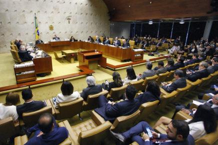 STF forma maioria para liberar repasse de dados sigilosos sem aval judicial