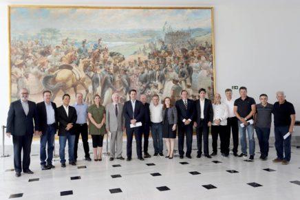 Governador reúne bancada federal para tratar de temas ligados ao Paraná