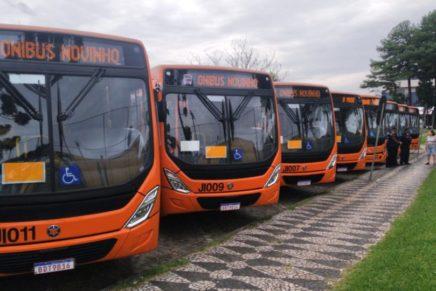 Frota já conta com 337 novos ônibus e ganha mais tecnologia