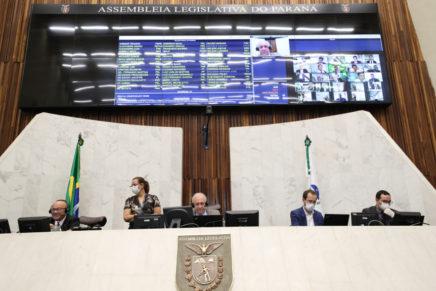 Aprovado por unanimidade repasse de R$ 37,7 milhões da Assembleia para o combate ao coronavírus
