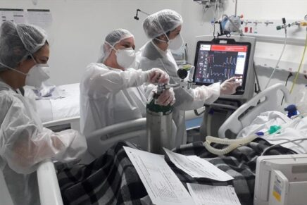 Ala para covid-19 do Hospital Vitória completa um ano com 2,4 mil pacientes recuperados
