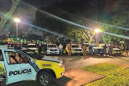 Ação Integrada de Fiscalização Urbana fecha estabelecimento em Curitiba