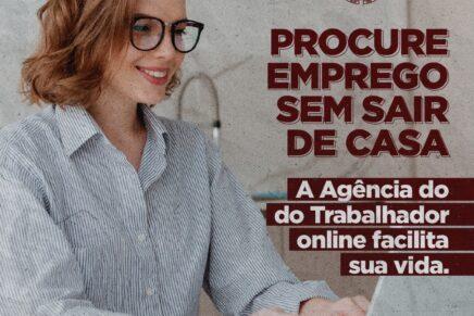 Atendimento online facilita acesso aos serviços da Agência do Trabalhador de Pinhais