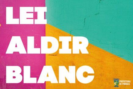 Pinhais lança edital de subsídio para espaços culturais pela Lei Aldir Blanc